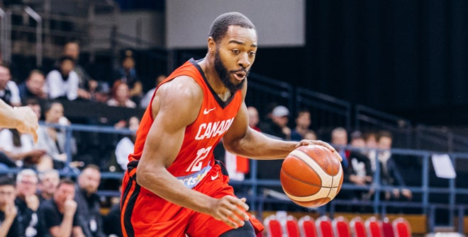 FIBA AmeriCup 2021 Qualifier
