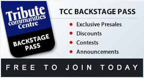Backstage Pass - Free to join today