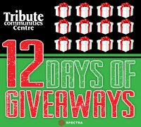 12 Days of Giveaways Contest