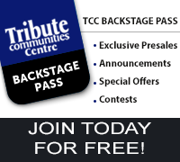 Backstage Pass - Join Today for Free