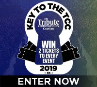 Enter now for a chance to win the Key to the TCC