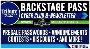 Backstage Pass Cyber Club E-Newsletter
