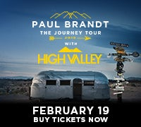 Paul Brandt with High Valley