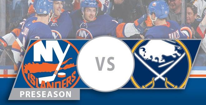 New York Islanders Vs Buffalo Sabres Tribute Communities Centre