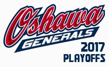 Oshawa Generals 2017 Playoffs
