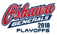 Oshawa Generals 2018 Playoffs