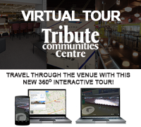 Take a virtual tour of the Tribute Communities Centre