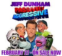 Jeff Dunham Tickets On Sale Now