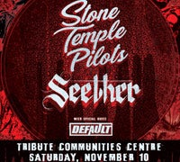 Stone Temple Pilots and Seether Tickets On Sale Now