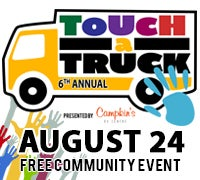 Touch-a-Truck: Presented by Campkin's RV Centre