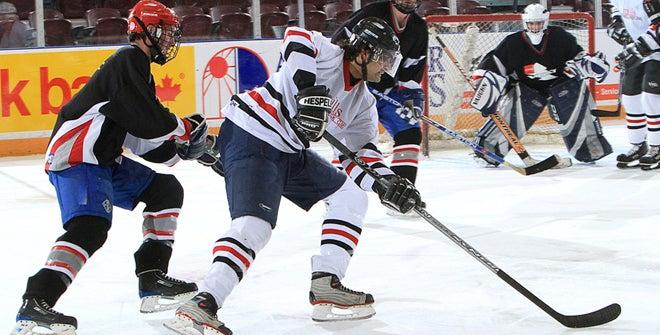 Shinny hockey oshawa