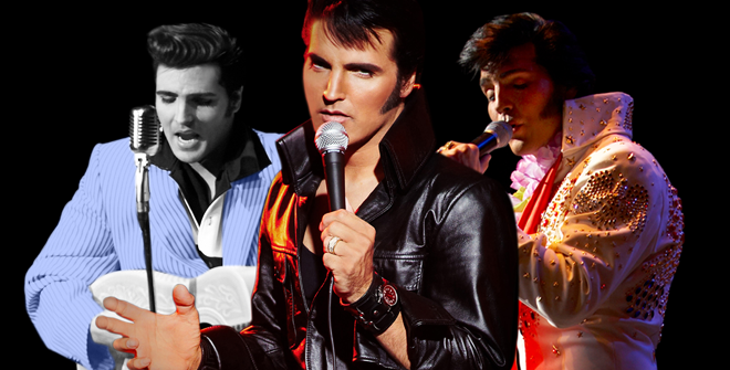 American Trilogy: The 3 Eras of Elvis