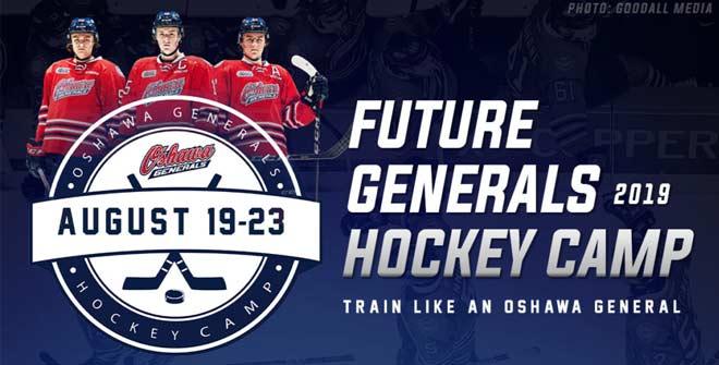 Oshawa Generals Hockey Camp