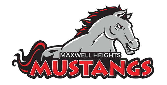 Maxwell Heights Mustangs Horse