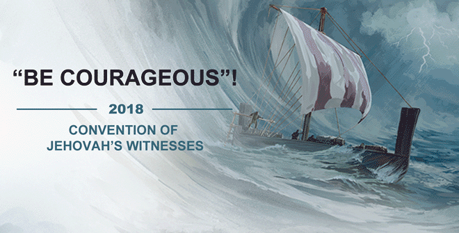 2018 Regional Convention of Jehovah's Witnesses - Tribute ...