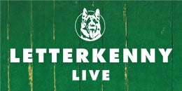 Letterkenny Live Logo