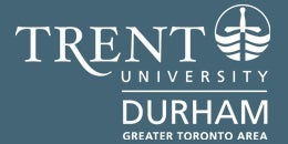 Trent University Durham Greater Toronto Area Convocation