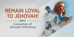 2017 Convention of Jehovah's Witnesses